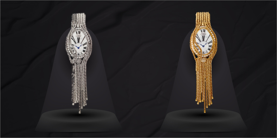 Breguet watches symbolise both history and luxury