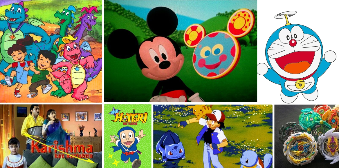 Things we all wanted from our favorite shows as a kid