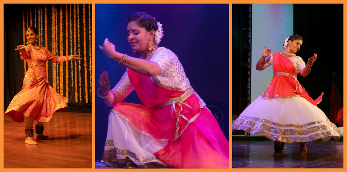 A journalist whose passion helped her to become classical dance teacher