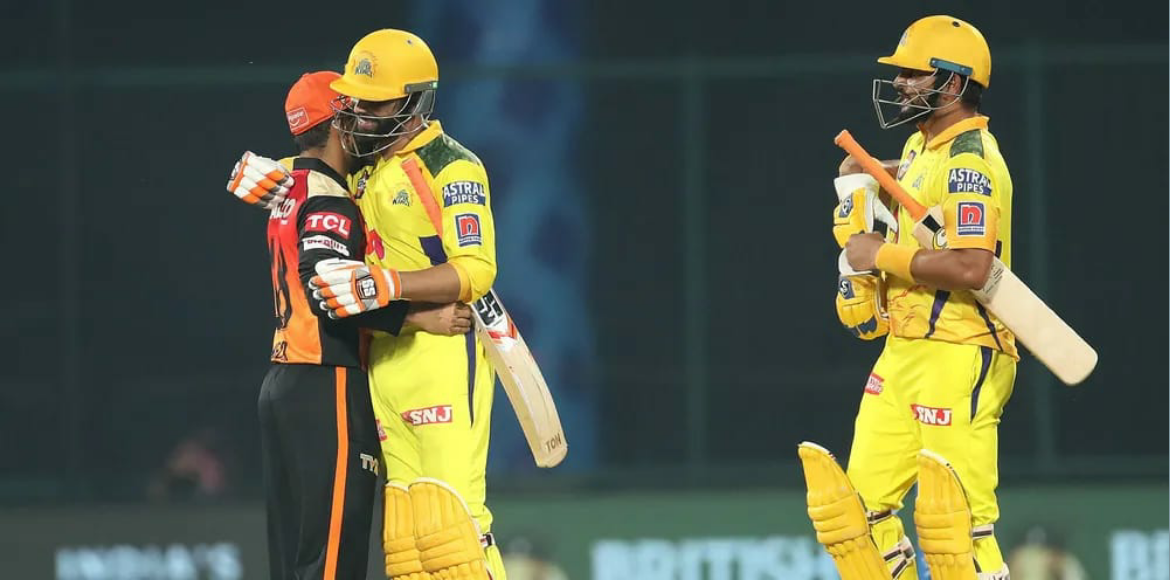 CSK register clinical win against SRH; gain top position in points table