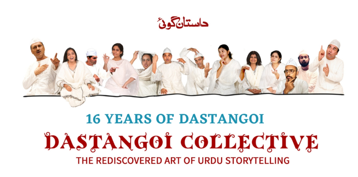 Platform for Urdu storytelling Dastangoi Collectiv