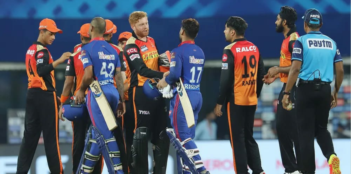 DC beat SRH in Super Over; climb to 2nd spot in points table
