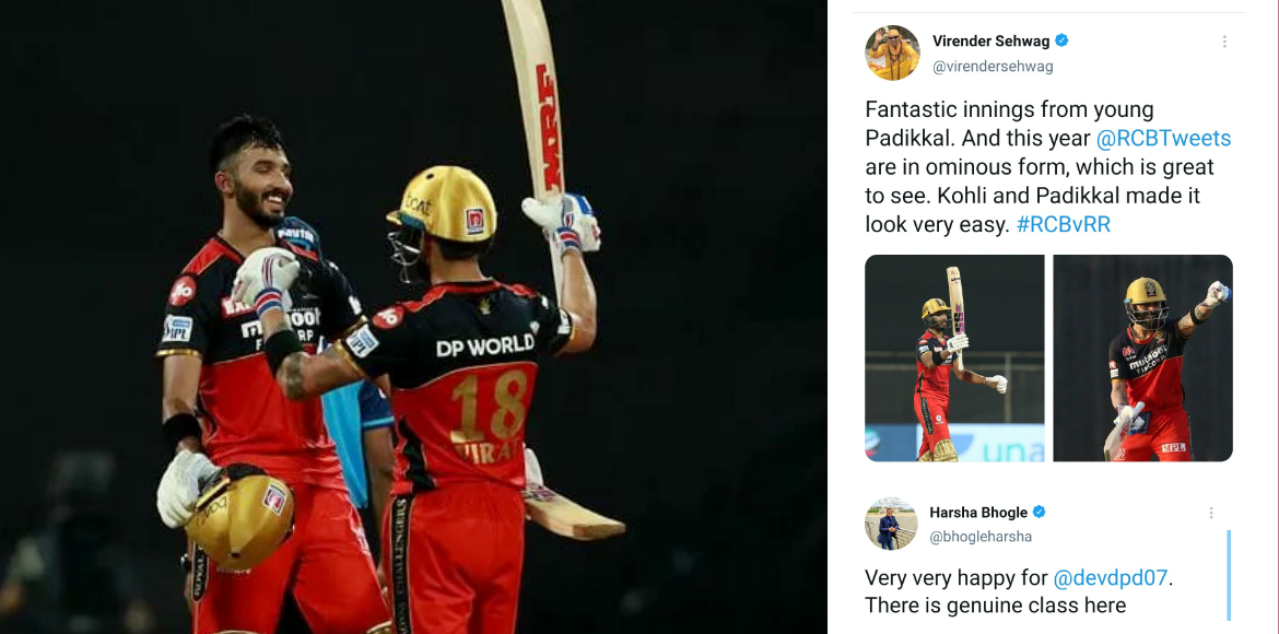 Devdutt Padikkal's magical century powers RCB to top spot in points table