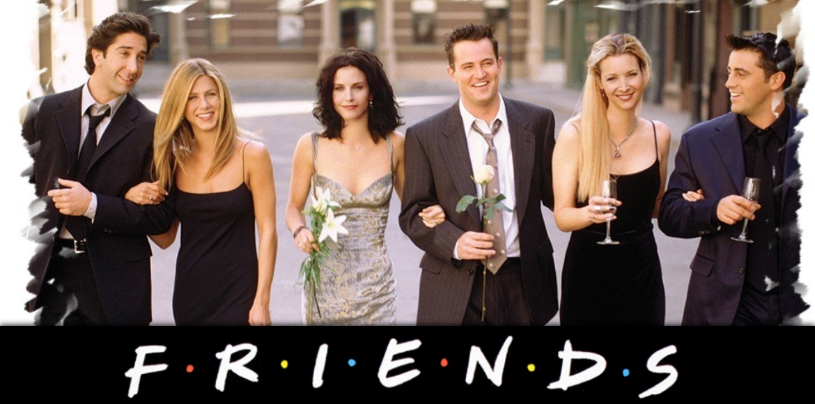 'Friends' Reunion will be there for you, just as soon as it films next week