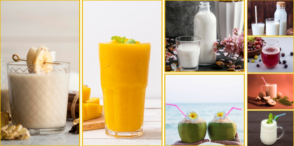 8 beverages to hydrate you during Navratri fasting