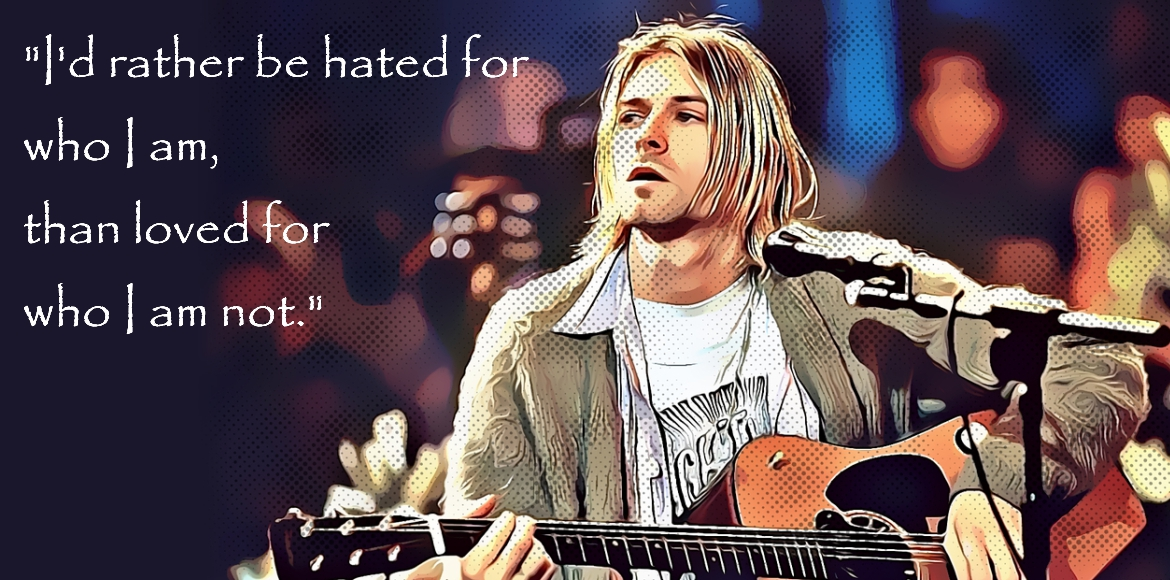 Remembering Kurt Cobain on his 27th death annivers