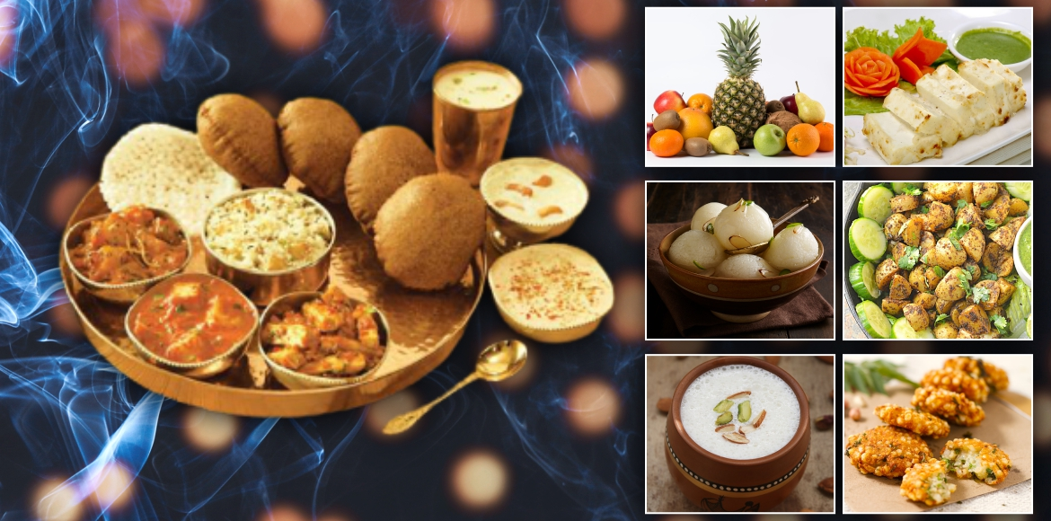 Hit these places for special Navratri food