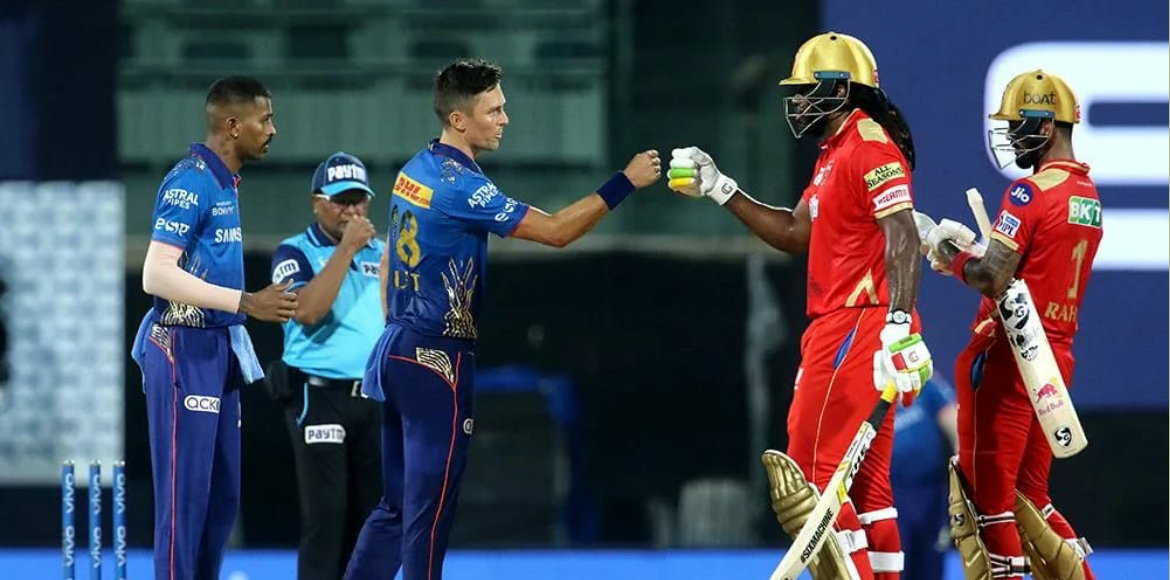 IPL: After three losses, PBKS win important match against MI
