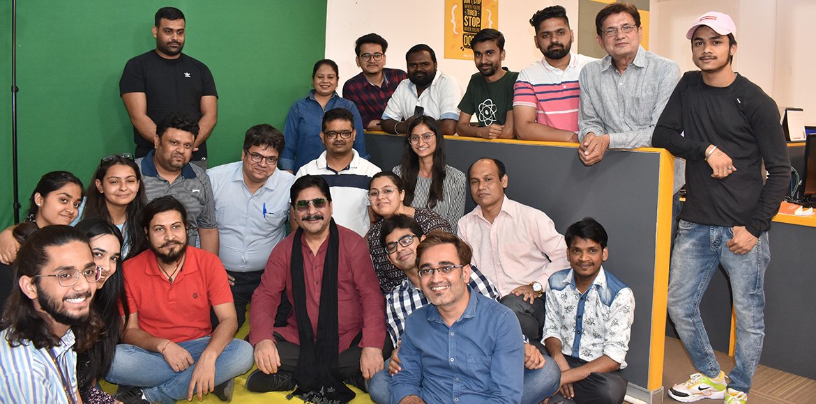Actor Yashpal Sharma participates in tête-à-tête with CitySpidey editorial team