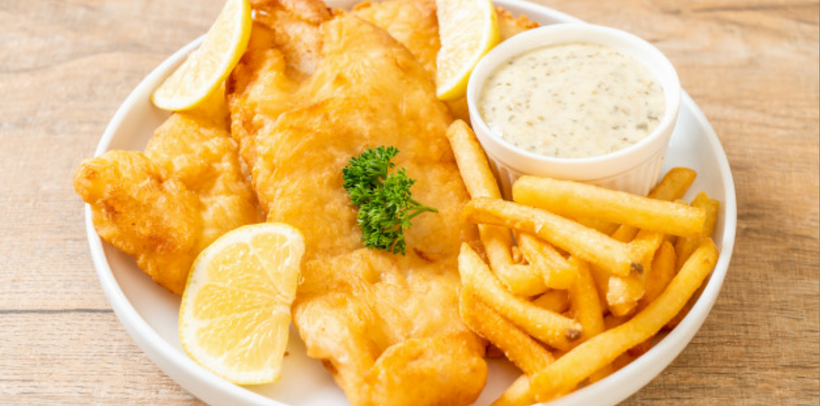 Chipping away at the history of fish and chips