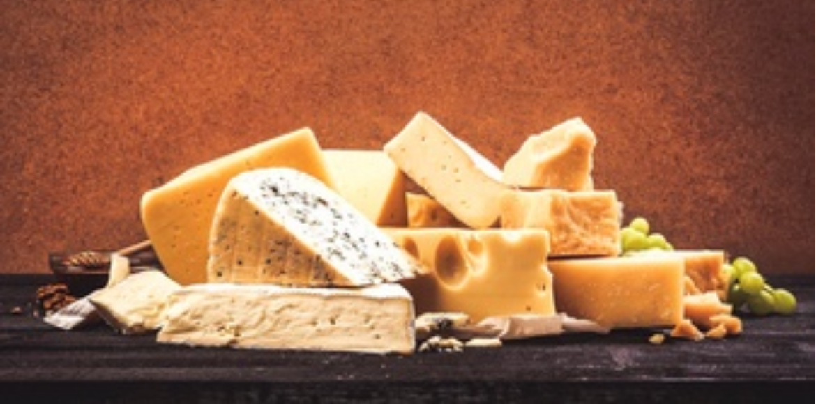 A guide to different types of cheese