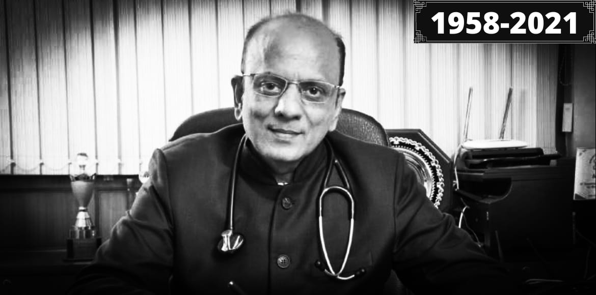 Dr KK Aggarwal dies of Covid; says 'show must go