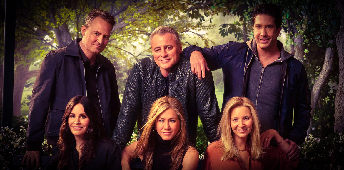 'Friends Reunion' is everything the fans wanted!
