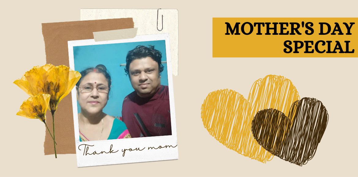 Wow Moms: I am at my best in my angelic mother's