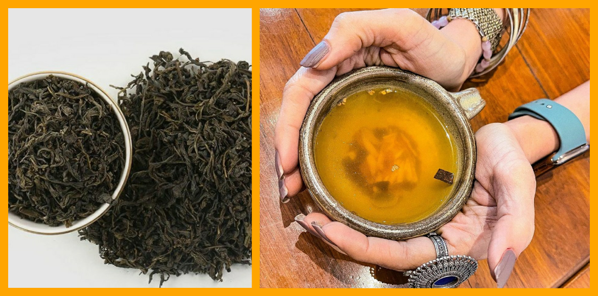 The spicy and aromatic Kashmiri kahwa