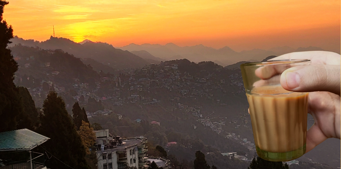 How chai and mountains are mutually exclusive