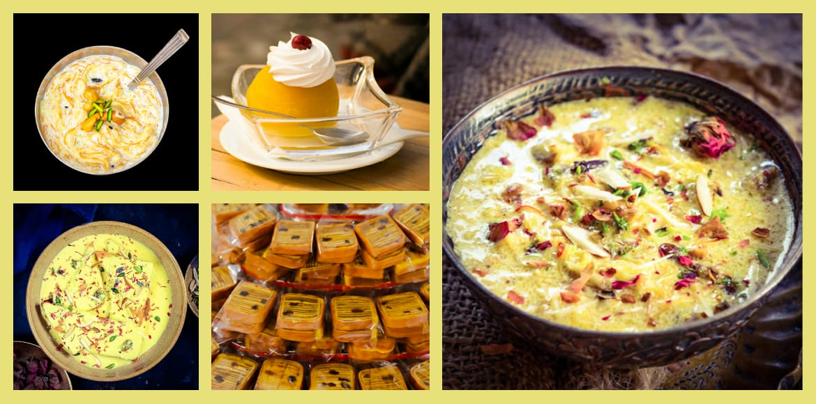 5 all-time favourite Ramzan desserts