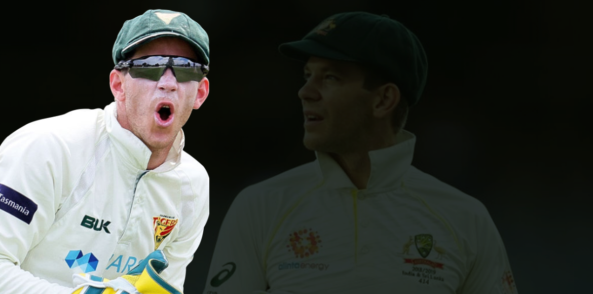 Social media gives pain to Tim Paine after an inte