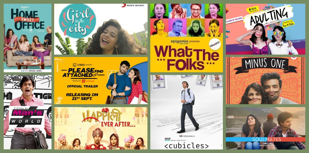 Indian web series you can enjoy watching on YouTub