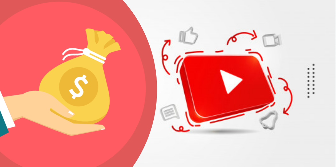 Ways to generate revenue from YouTube