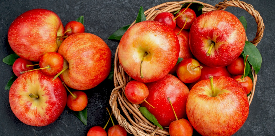 Here's how you can make your apples interesting