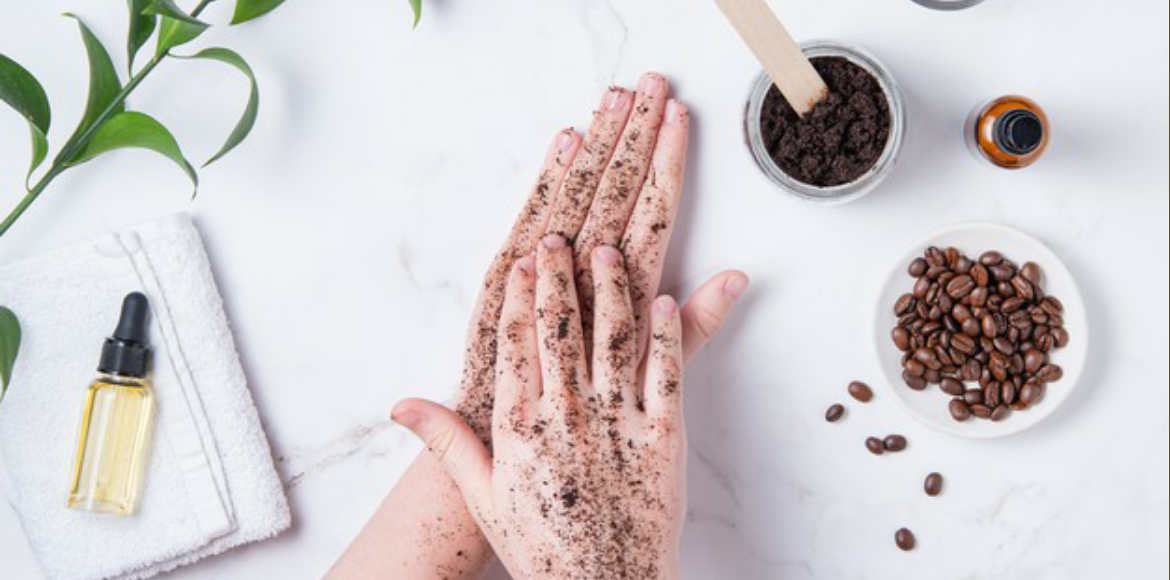 Try these DIY coffee scrubs at home