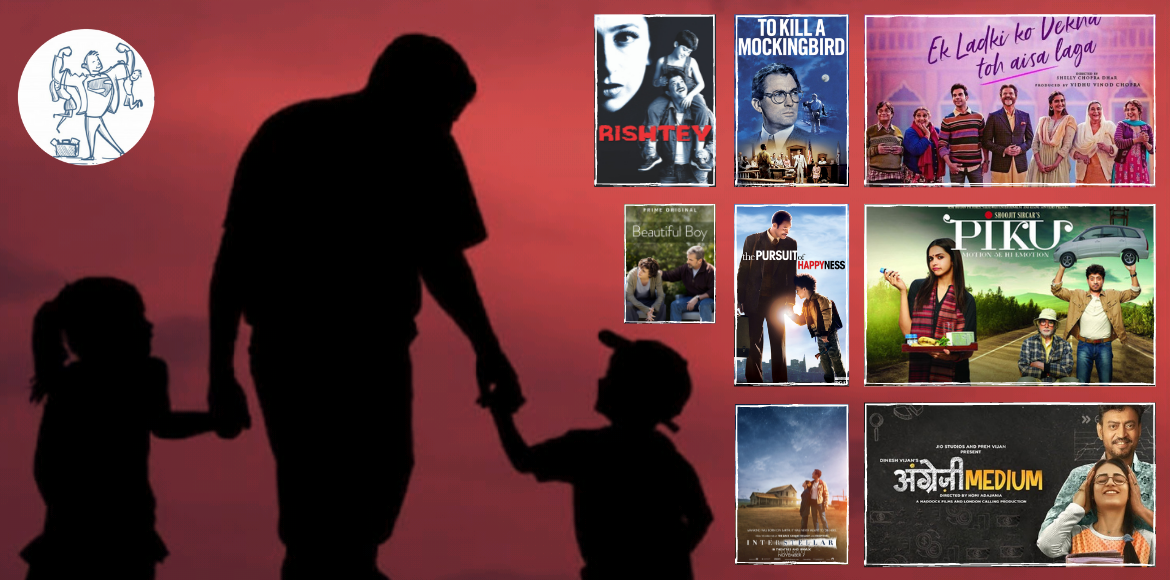 Iconic films to watch with your dad on Father's Day