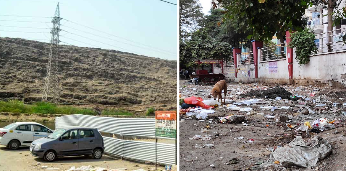No new landfill sites to be constructed for waste disposal
