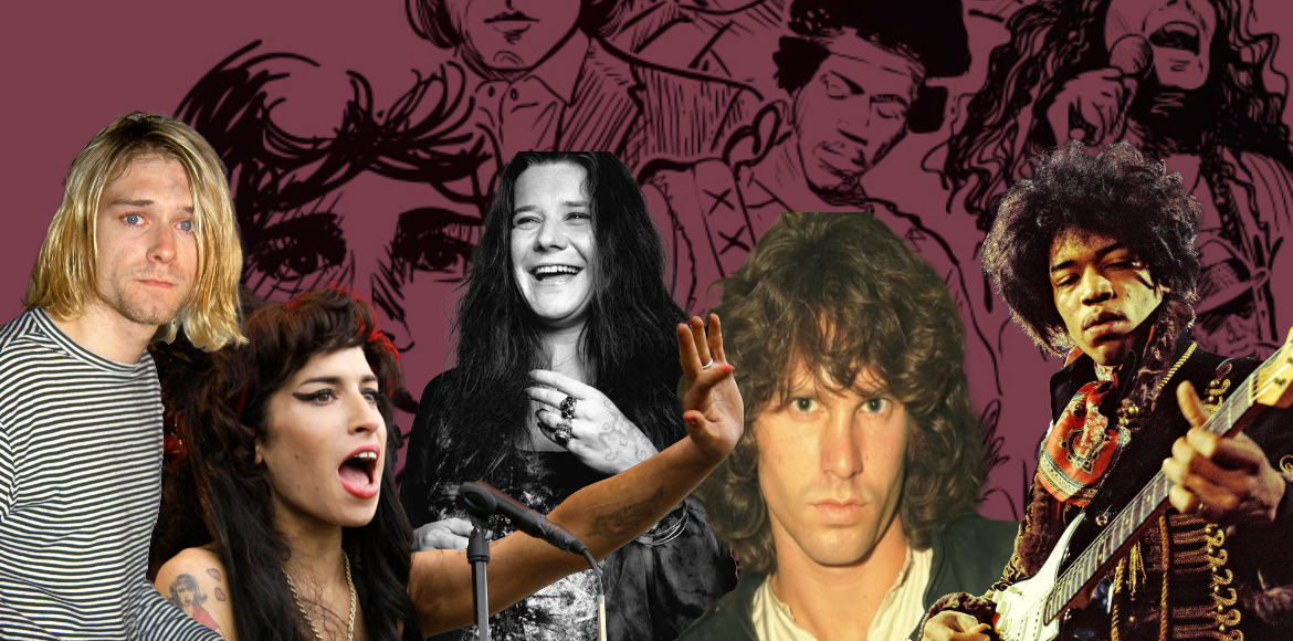 Great musicians who belong to infamous '27 club'
