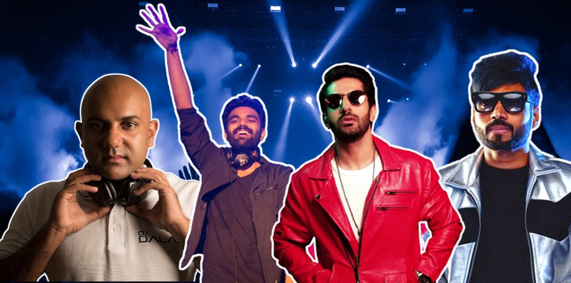 Indian DJs whose efforts are pushing EDM in mainstream