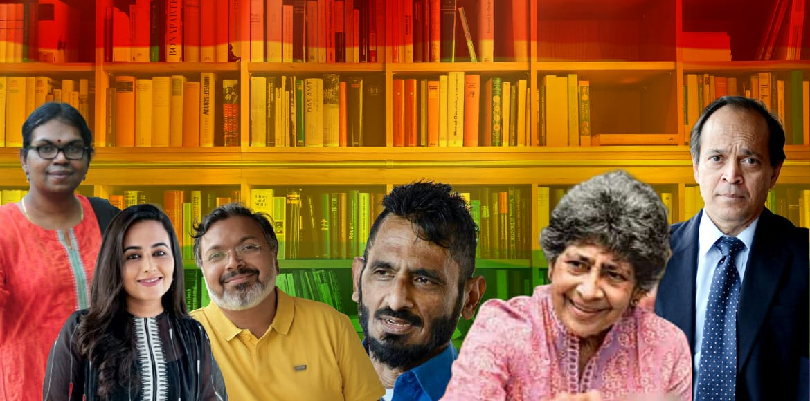 Indian authors who came out proud