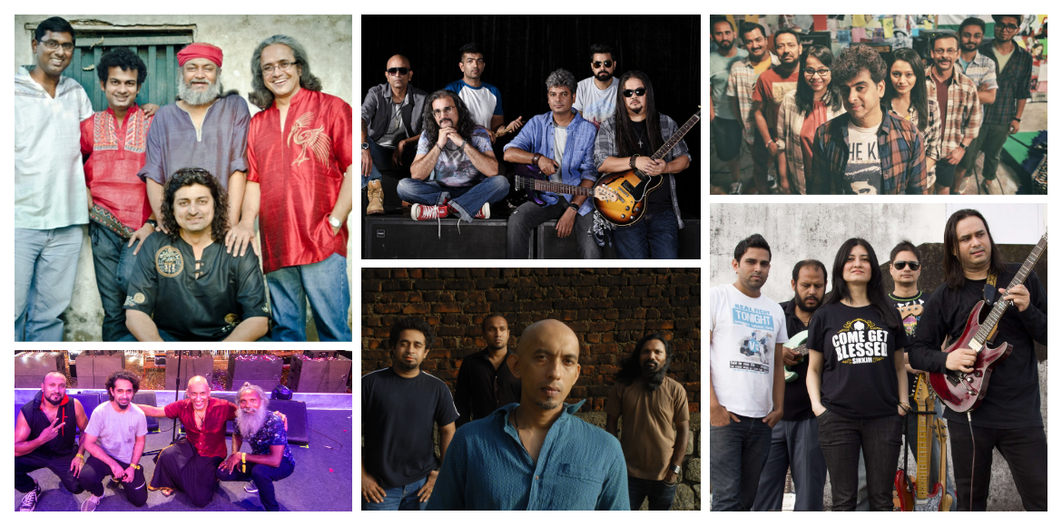 These bands hold the fort when it comes to Indian rock