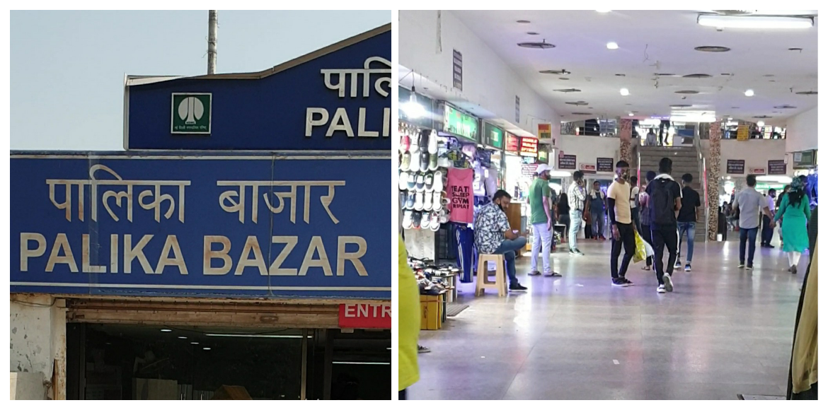 Despite opening of markets, Palika Bazar shopkeepers find tough to sustain