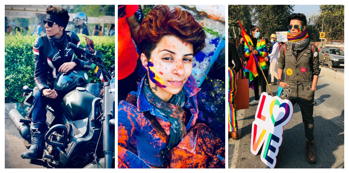 Journey of a queer photographer and biker