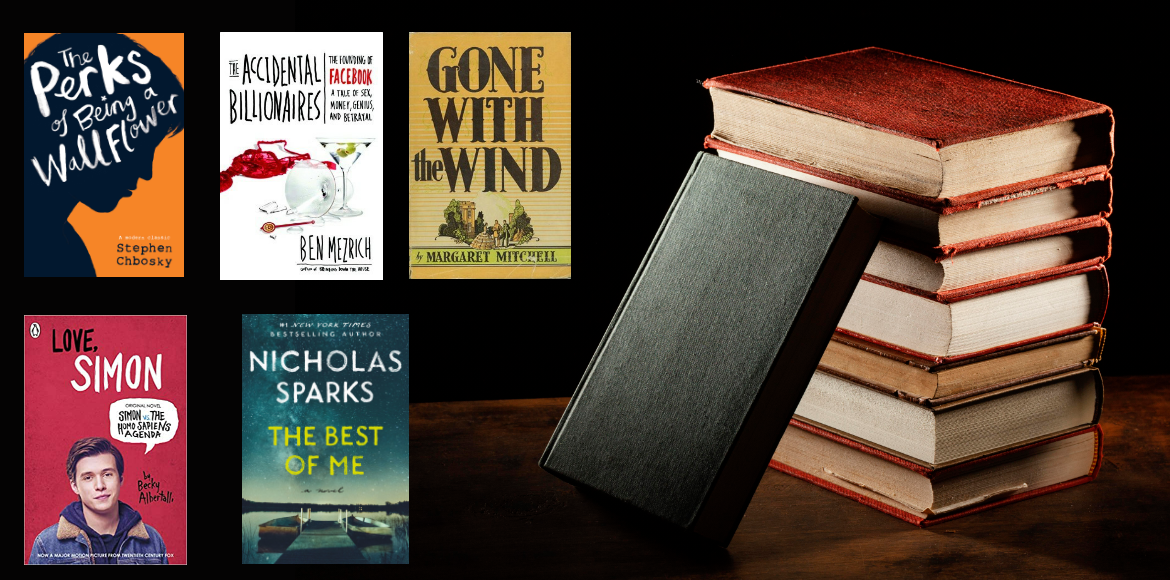 Books to read before you see their movie adaptatio