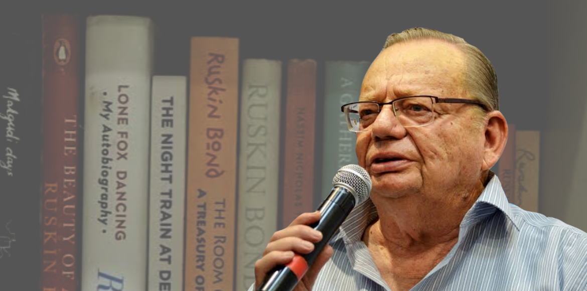 5 Books For Kids By Ruskin Bond
