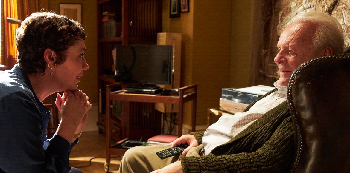 Watch 'The Father' with your dad this Father's Day