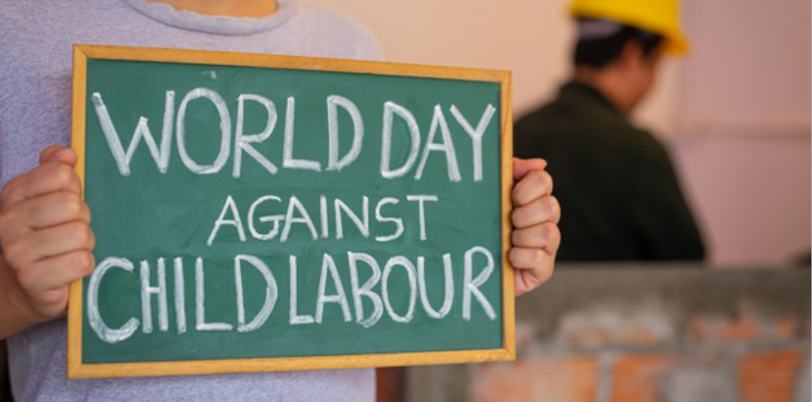 World Day Against Child Labour: Act now: end child