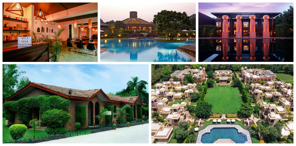 5 places for staycation near Delhi