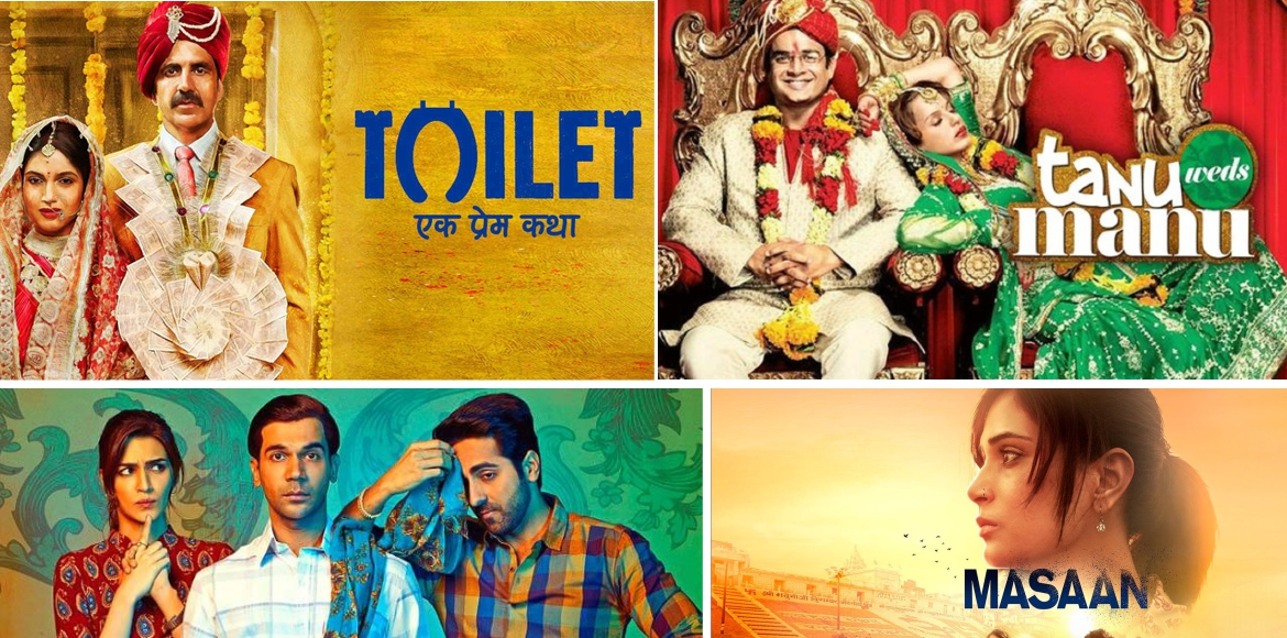Bollywood movies and the spirit of small towns
