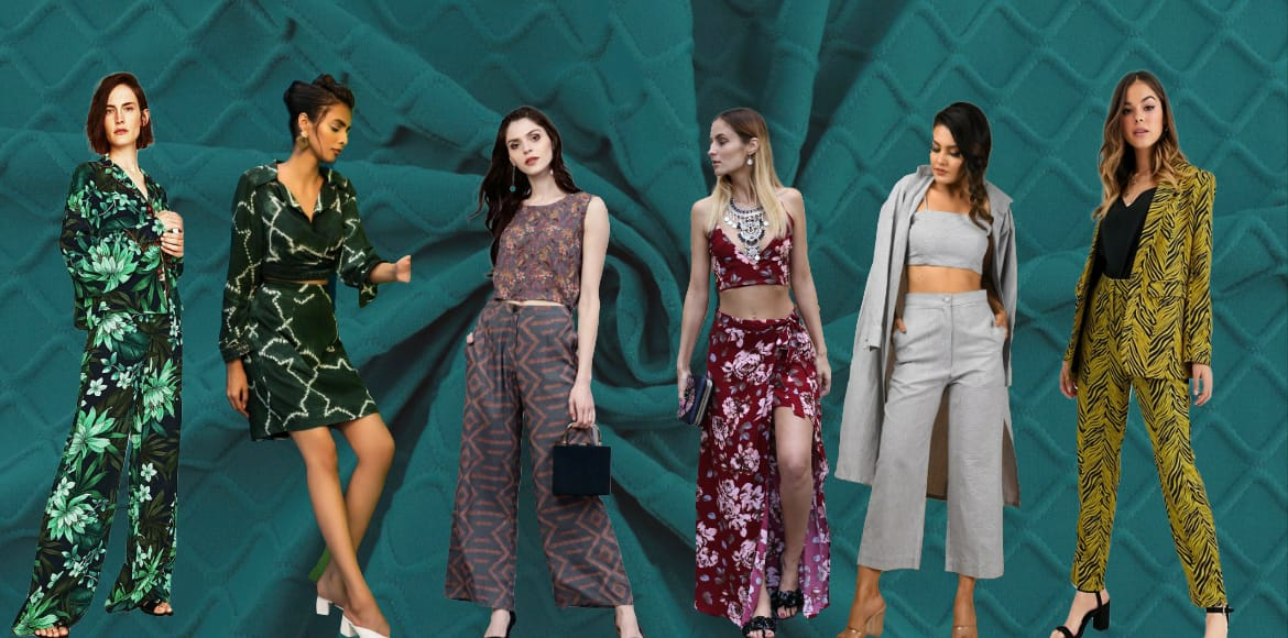 Co-ords: Comfortable and casual outfits for summers