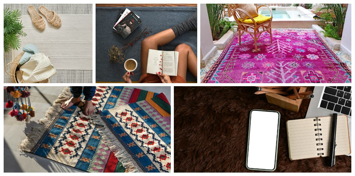 Rug up your home décor!