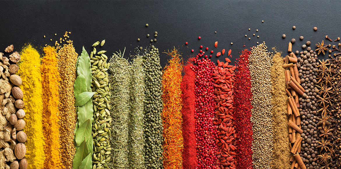 Continental food: It's herbs, spices and cheese