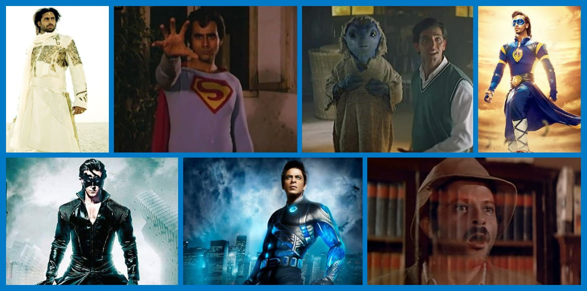 Bollywood and its not-so-super heroes