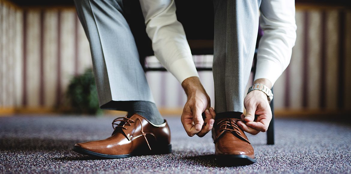 Evergreen formal men's shoes to deck up your wardr