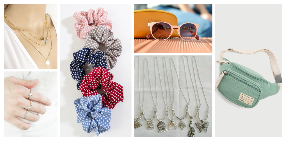 Must have fashion accessories in this hot summer