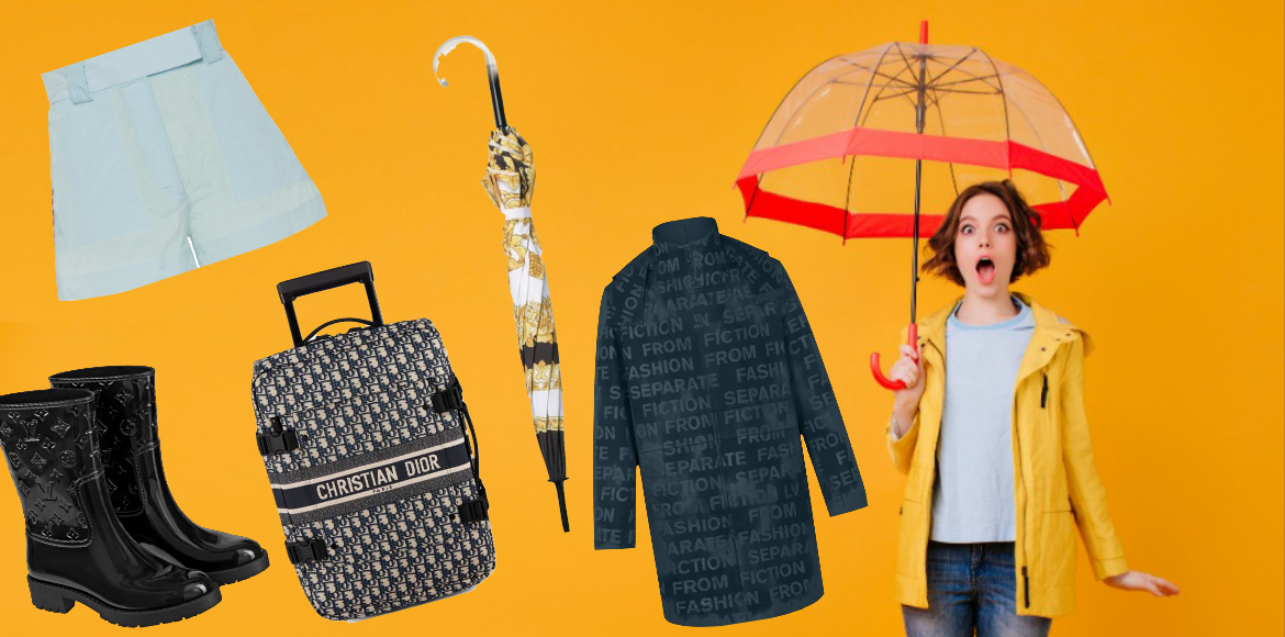 Must-have monsoon fashion staples from luxury bran