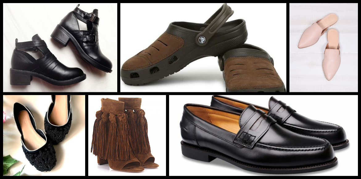 Footwears for summers: These will save you from ta