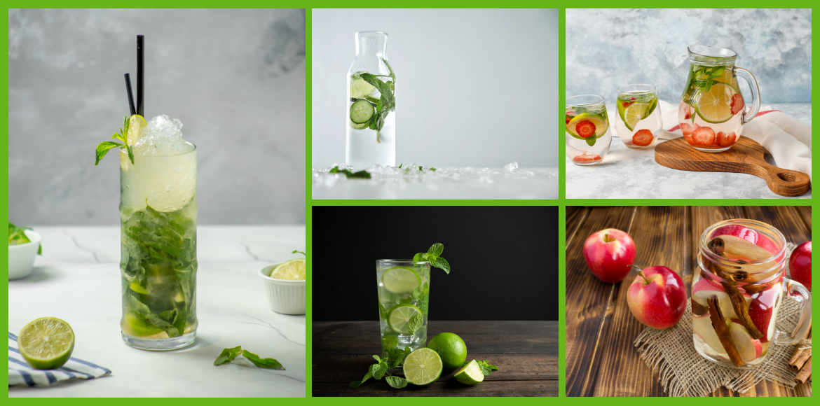 Fruit-infused water recipes to keep yourself hydrated