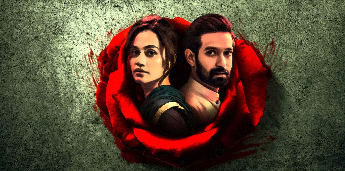 Haseen Dillruba: A comic love story with a thrilling twist